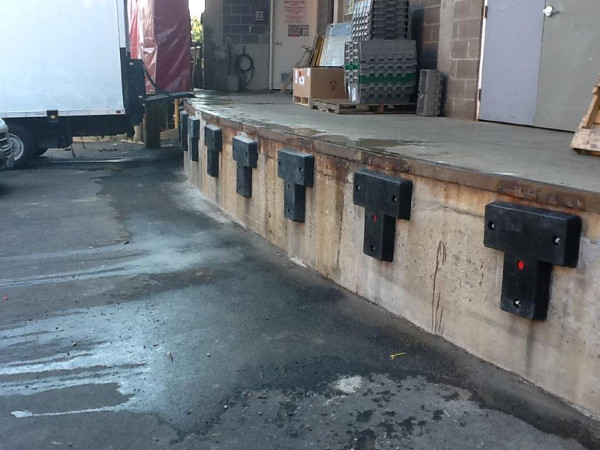 Concrete Loading Docks Loading Dock Ramps Amp Lifts In Ohio