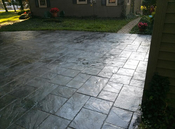 westerville decorative concrete