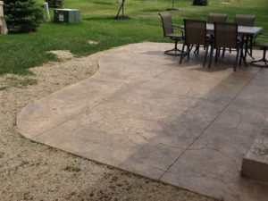 Columbus Decorative Concrete: Stamped Concrete Patios