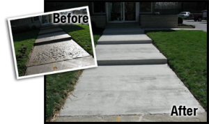Columbus Concrete Resurfacing Services