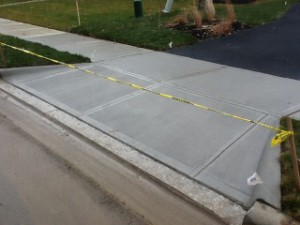 Concrete Sealing Columbus Ohio