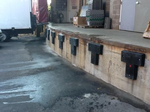 Concrete Loading Docks in Columbus